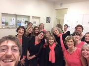 Adelaide Eisteddfod - small choir section